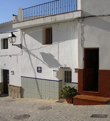 Town House in Ardales