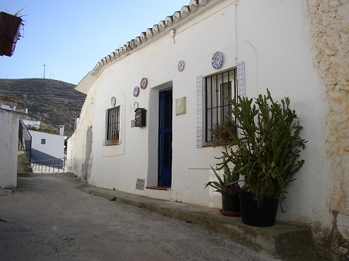Village House in Ardales