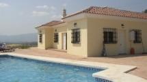 Country villa in Pizarra