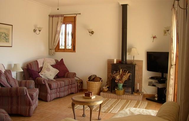 AP832- Country villa in Valle de Abdalajis