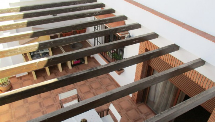 APA34- Luxury townhouse located in a pretty street of Alora