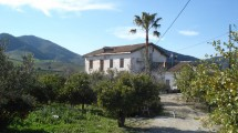 AM78 – Big Cortijo for renovation, could be a beautiful hotel.