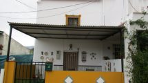 APA84- Immaculately presented semi-detached three bedroom village house in Las Mellizas, Alora