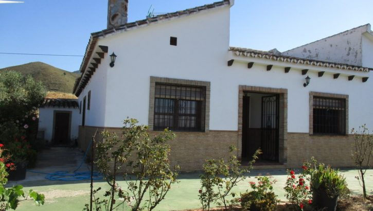 APA123- Country house in Ardales