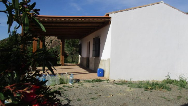APA129- Recently built country retreat in Alora