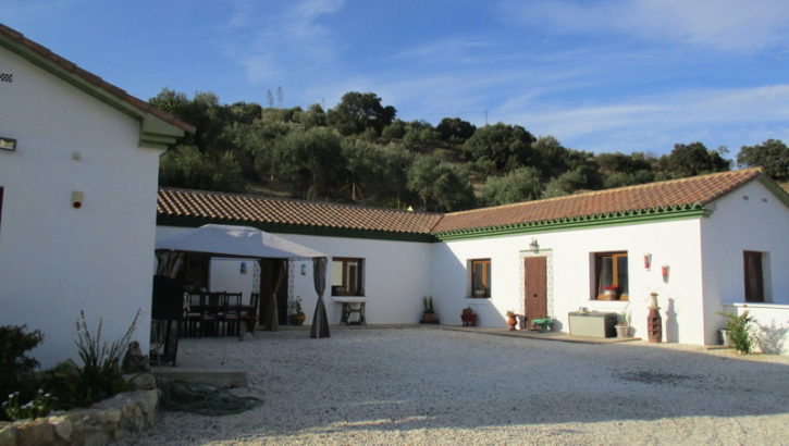 APA144- Spacious 4 bedroom detached country villa in Casarabonela
