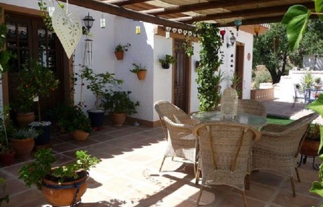 APA146- A quality built country villa in Alora