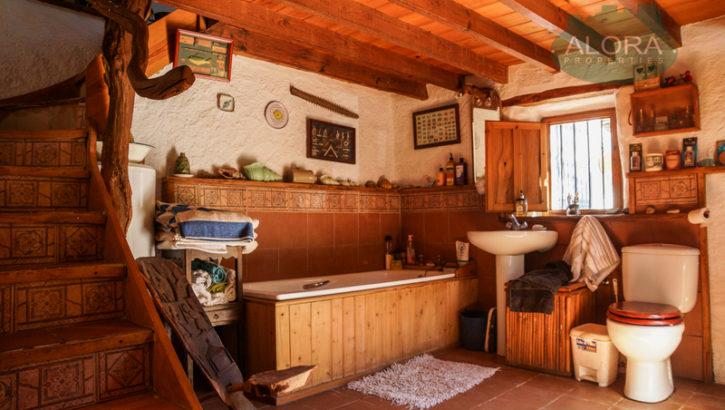 APA182- Very charming finca in 10.000 m2 of almond grove in Alora