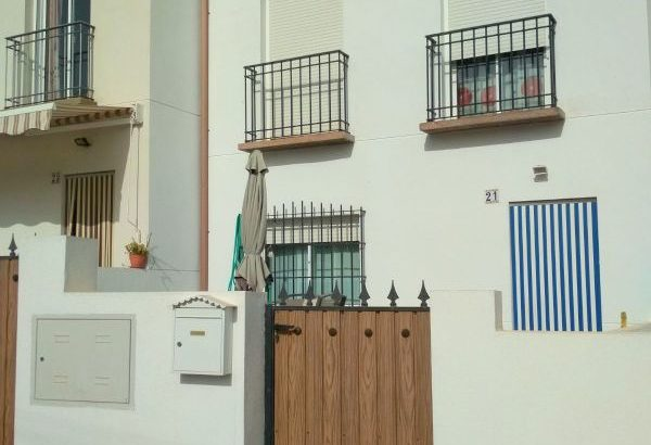 APA186- Terraced house in Bermejo, Alora, Málaga