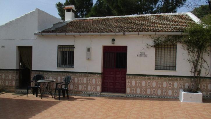 APA190- Charming country villa in Villanueva de la Concepción