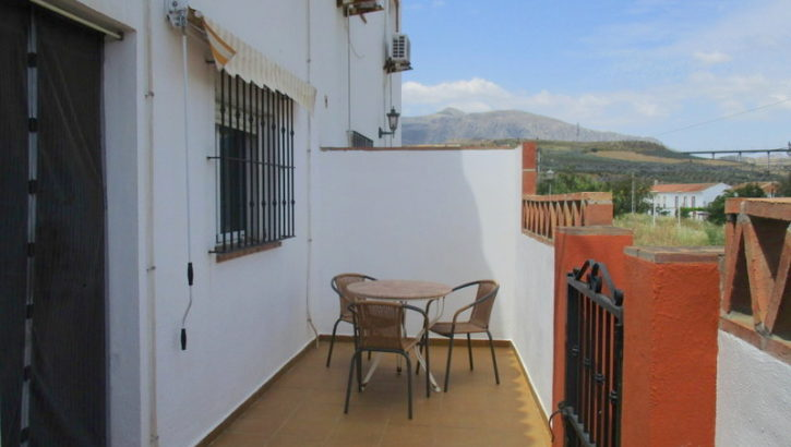 APA193- House in the Hamlet of Las Mellizas, Alora, Malaga, Spain