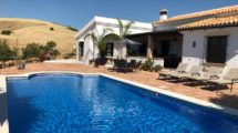 APA206- Three bedroom, three bathroom country villa in Alora