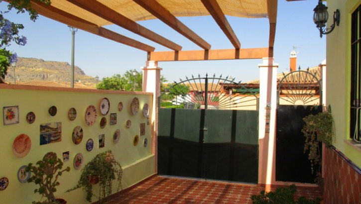 APA209- Quality built 3 bedroom, 2 bathroom villa in Cerralba, Pizarra