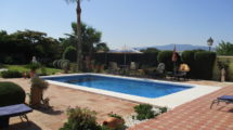 APA209- Quality built 3 bedroom, 2 bathroom villa in Cerralba, Pizarra