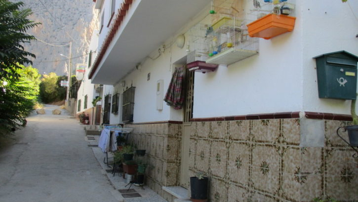 APA211- Lower conversion of a large village house in El Chorro, Alora