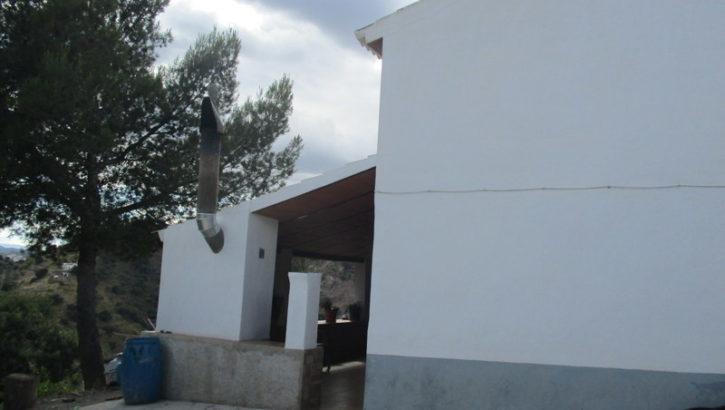 APA213- Spanish finca close to El Chorro, Alora