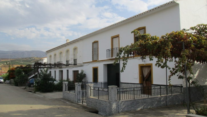 APA235- Former merchants house in Las Mellizas, Alora