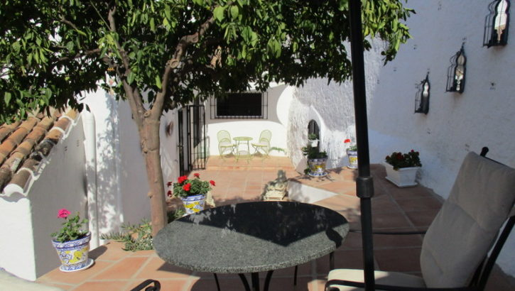 APA240- Stylish, charming former merchant´s house in Alora