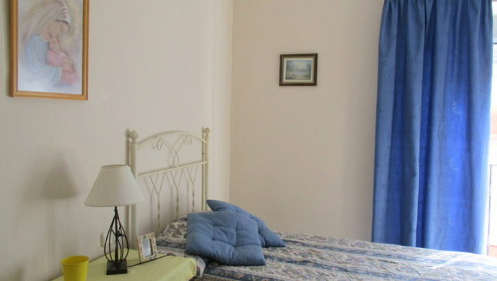 APA243- Two bedroom village house at the train station in Alora
