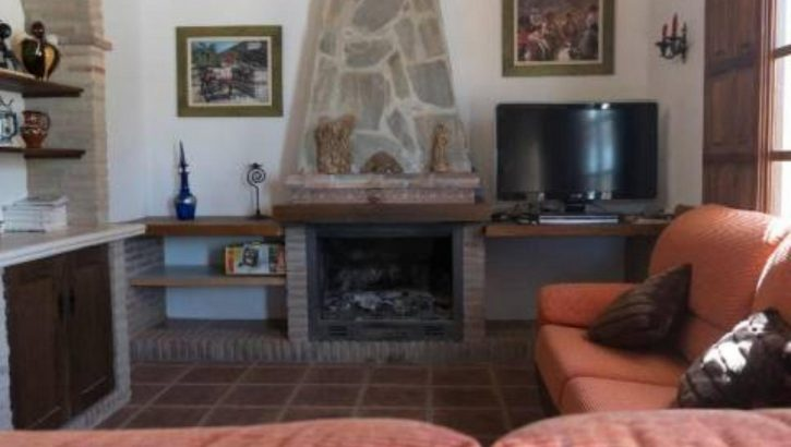AM159 – Nice house in a quiet location near Alora.