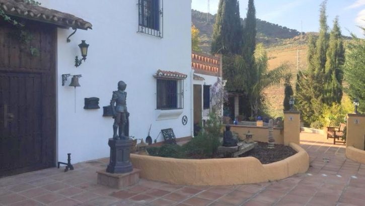 APA269- Large country house 5 minutes from Alora