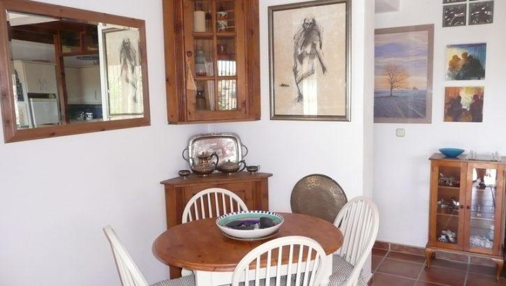 APA274- Country villa in Villanueva de la Concepción- UNDER OFFER