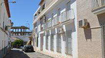 AM163 – Nice corner apartment in Barriada el Puente, Alora.