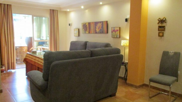 APA279- Immaculately presented 3 bedroom, 2 bathroom aparment in Alora