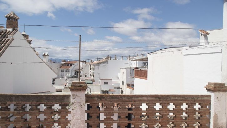 APA287 – Traditional townhouse in Alora.