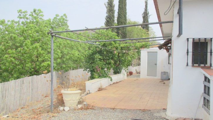 APA292- Pretty country house on 5.000 m2 of land in Pizarra