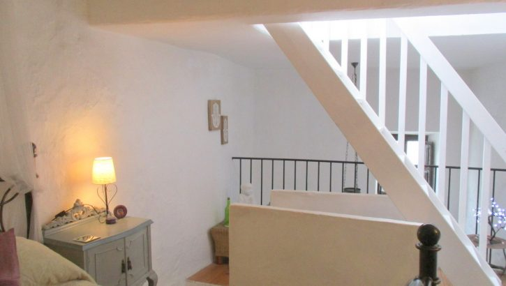 APA293- Very charming two bedroom village house in Alora