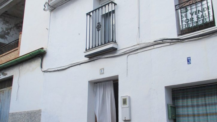 APA295- Traditional two bedroom village house in Alora