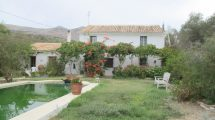 APA297- Very charming spacious country house in El Chorro, Alora
