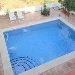 APA299- Quality built, very spacious end terrace villa in Alora
