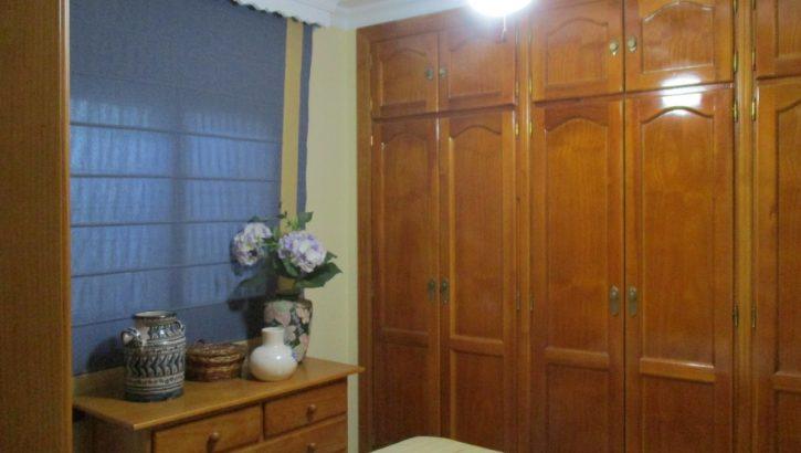 APA316- Two bedroom apartment in a quiet central Street of Alora pueblo.