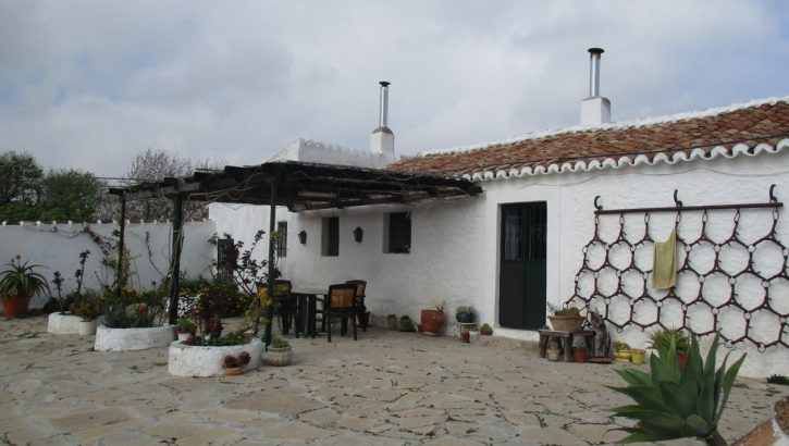APA325- Unique very charming ecological Andalucian country estate in Ardales, Málaga