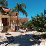 AM193 – Beautiful big house in Alhaurin el Grande.