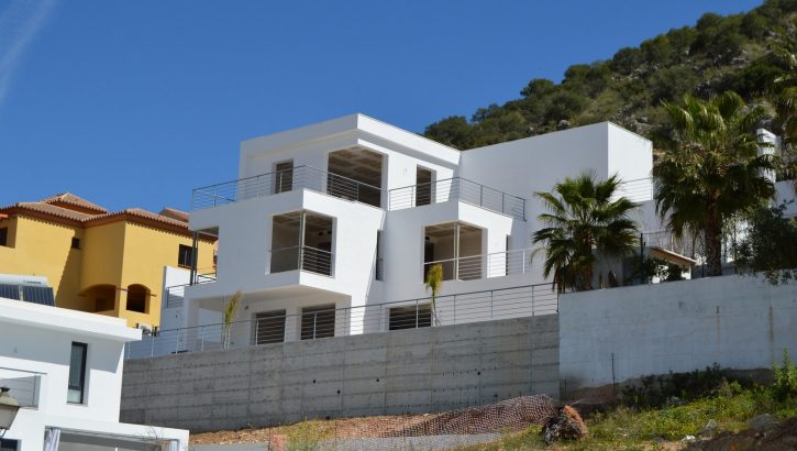 AM188 – Newly Built Detached Villa in Coín