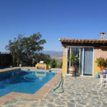 APA350- Stylish two bedroom country villa in Alora