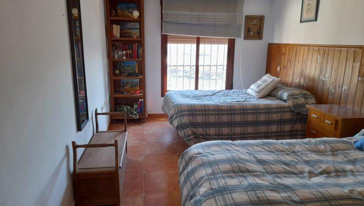 APA371- Quality, spacious 4 bedroom semi-detached villa in Alora