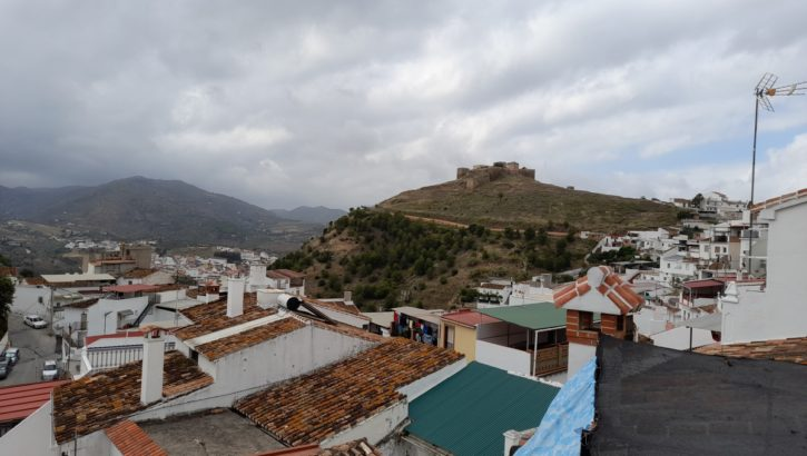 APA379- Quirky two bedroom village house in Alora
